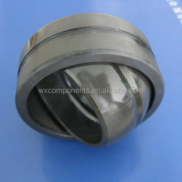 GE19-ZO Radial Spherical Plain Bearings 3/4 x 1 1/4 x 0.656 Inch GE19 ZO Joint Bearings GE19ZO