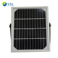 high quality 12w 12V mini solar panels tempered glass for lamps