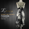 2016 New Model Two Color Ladies Evening Dress African Kitenge Designs