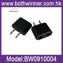 Travel Charger Euro EU To US USA Adapter Plug Charger