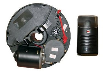 Dts 12r roll up garage door motor buy garage door motor for Gemini garage door motor manual