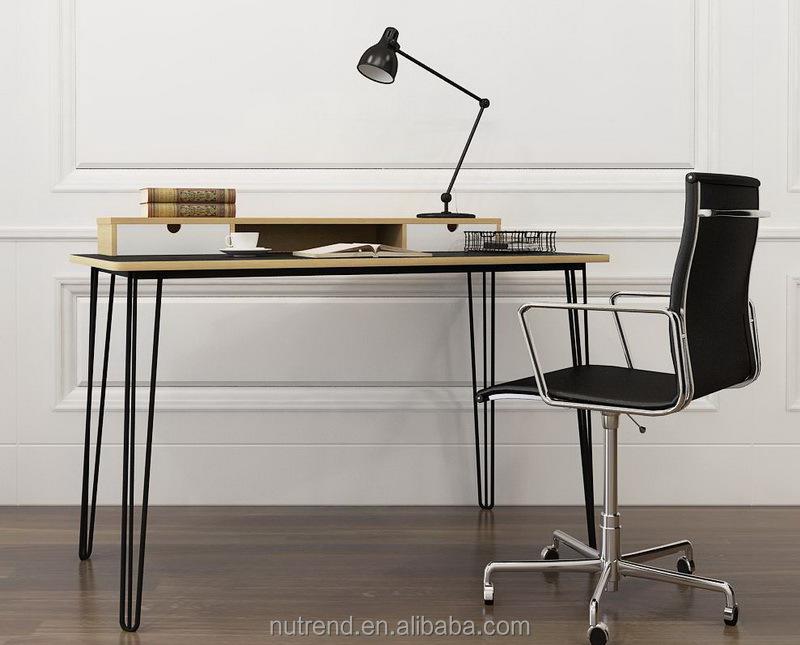Industrial moderno cheapest dise o mesa de ordenador para for Diseno mesa ordenador