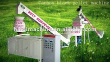 refining equipment carbon black pellet machines for oil boiler(the material from tyre pyrolysis oil plant)