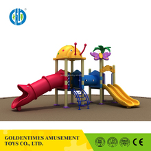 Factory supply funny children outdoor playground big slides for sale