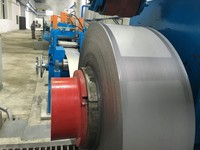 automatic flat hoop iron rolling mill and machine