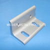 metal corner brackets hot sales aluminum casting parts wall shelf bracket