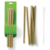 Nice-looking eco friendly organic bamboo paper box for pla straws biodegradable