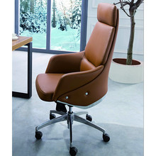 2018 leather furniture office chair YS1523 executive office chair in foshan furniture market
