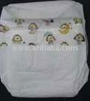 Disposable Baby Diapers Bales B Grade