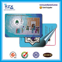 Credit card size full color printing contactless HF 13.56mhz MIFARE classic 4K RFID smart card
