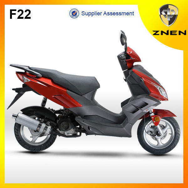 ZNEN MOTOR -- Petrol scooter with motorcycle gas tanks and other 50cc scooters parts