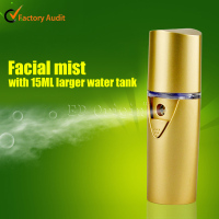 Nano Ultrasonic humidifier / Battery Powered Sprayer / Nano Spray
