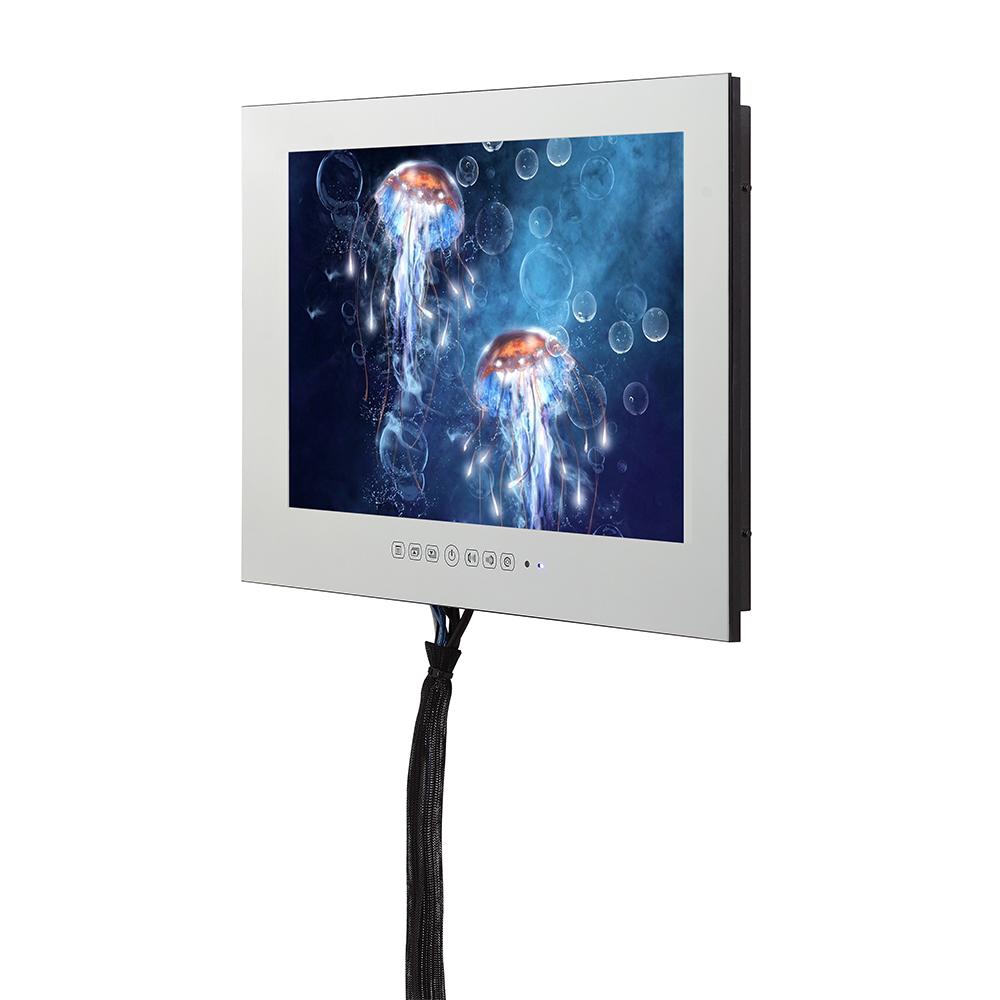 22 Inch Mirror Tv Glass For Bathroom Waterproof Tv - Buy Tv ...