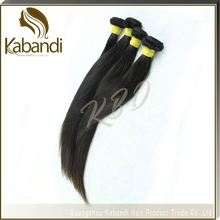 Wholesale vigin peruvian straight hair extension peruvian hair
