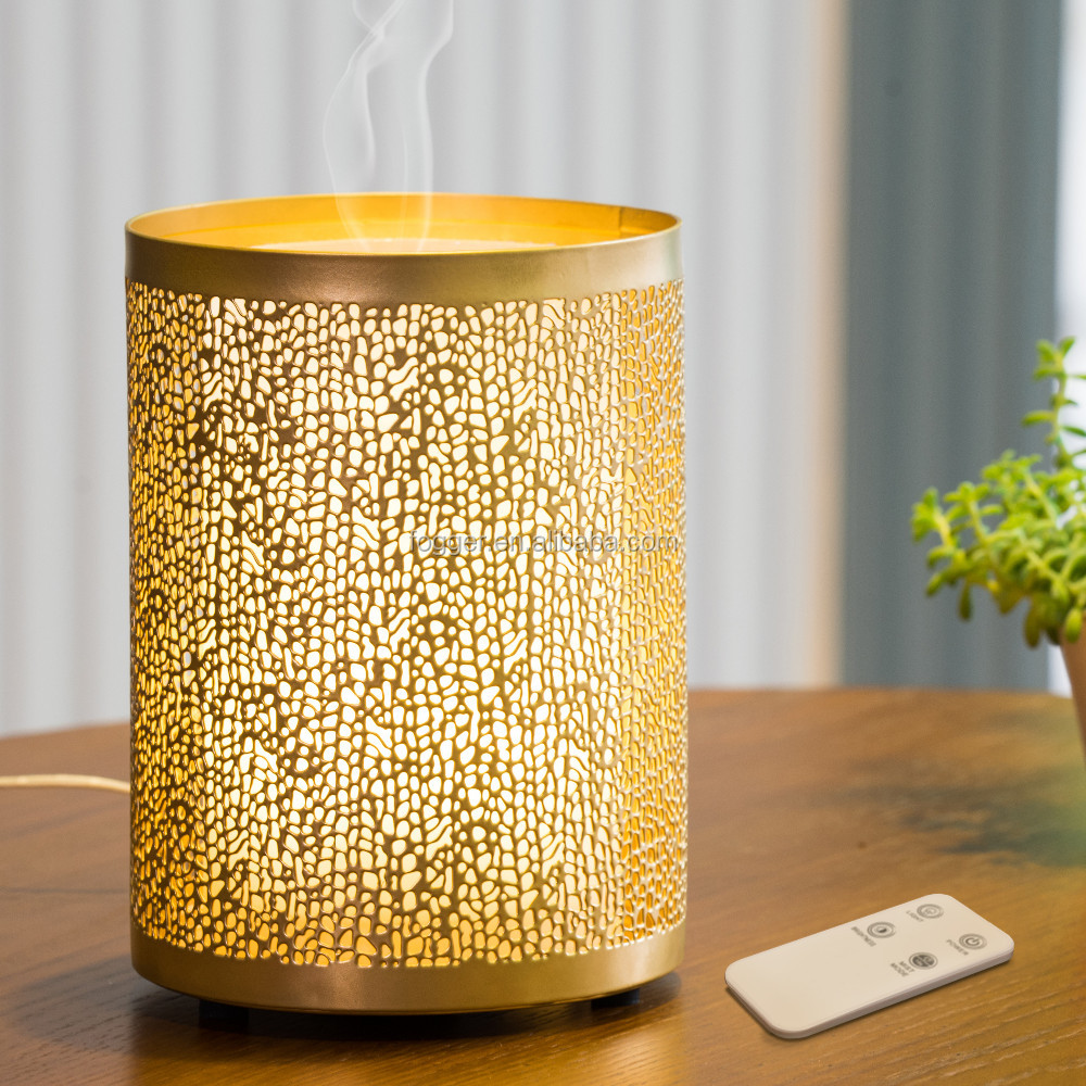 Metal/Iron aroma diffuser essential oil diffuser/metal nebulizer atomizer/ aromatherapy diffuser with metal design 5521