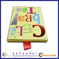 Mini Cartoon Paper Candy Box Chinese Supplier