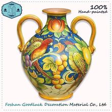 High Quality Ceramic Glazed Home Goods Large Decorative Floor Vases