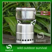 designer stylish factory supply best camping cook stove