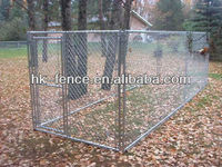 dog kennel fence panel/chain link panel/welded mesh panel