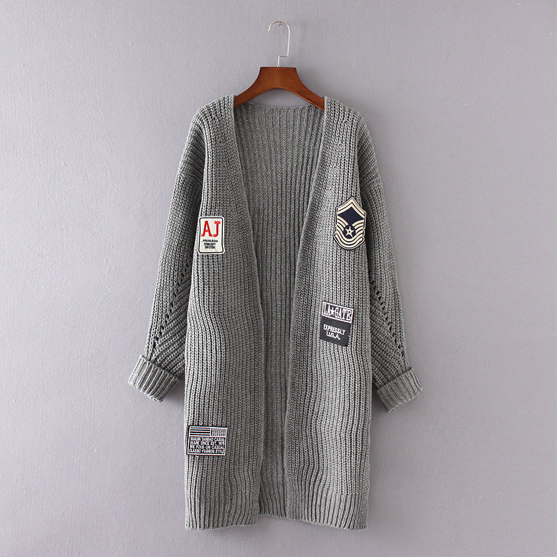 MS74677L 2016 latest women spring knitted cardigan