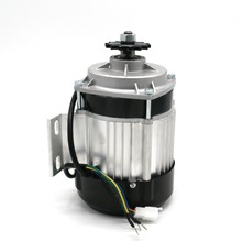 small electric rickshaw electric 24v 500w gear dc motor