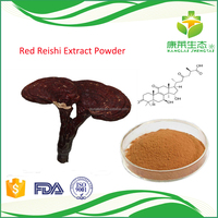 Promotion Product Ganoderma Lucidum Extract/Reishi Mushroom Triterpene with FREE SAMPLE