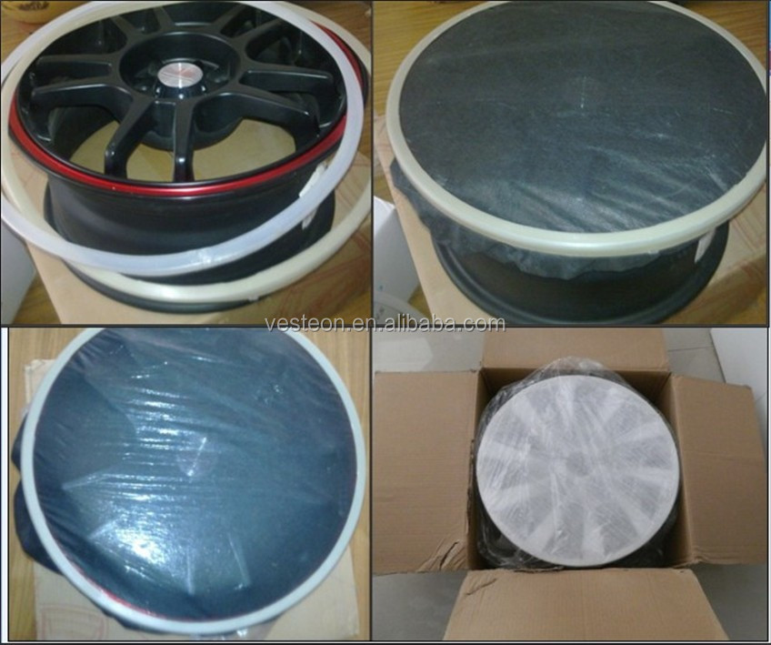china factory made flow forming/forged car rim alloy wheel