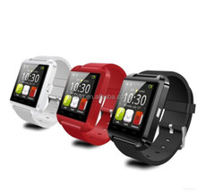 bluetooth U8 watch android smart watch with ringtone mp3 download free