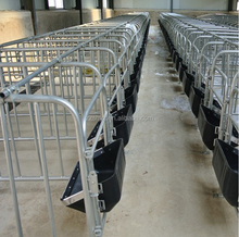 Pig farm high Quality Sow Farrowing Cage cages for sow