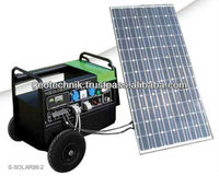 Mobile Solar Generator 3KWh - GEO Technik Germany
