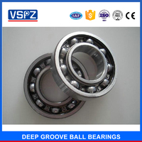 Liaocheng bearings factory 6014 deep groove ball bearing for MTZ