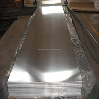 5mm 16mm 12mm thick polished mirror finish high heat solar reflective aluminum sheet