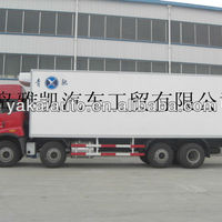 Refrigerated Truck For Frozen Food Transport