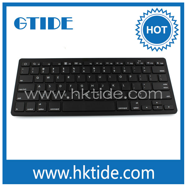 promotion!!! ultra slim flat bluetooth 3.0 wireless keyboard for ipad from alibaba china