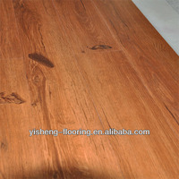 Factory hot sale loose lay maple wood design vinyl flooring for basketball court.