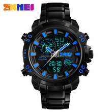 Waterproof japan movt quartz watch stainless steel bezel watches men iron wrist quartz 2018 New model