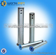 Steel excavator bucket pin and bushing size:70*85*90