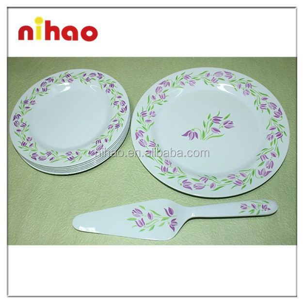 CE Approved Melamine Plate