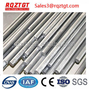 Carbon structural steel round bar Q235 or equivalent to this grade ASTM A36 SS400 S235JR ST37
