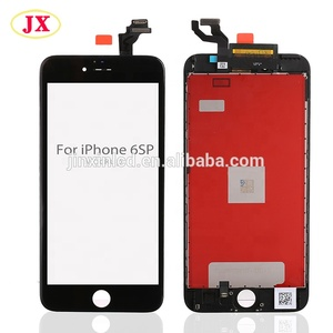2018 Brand new Lcd for iphone 6s Plus Screen Display with Touch Digitizer Frame