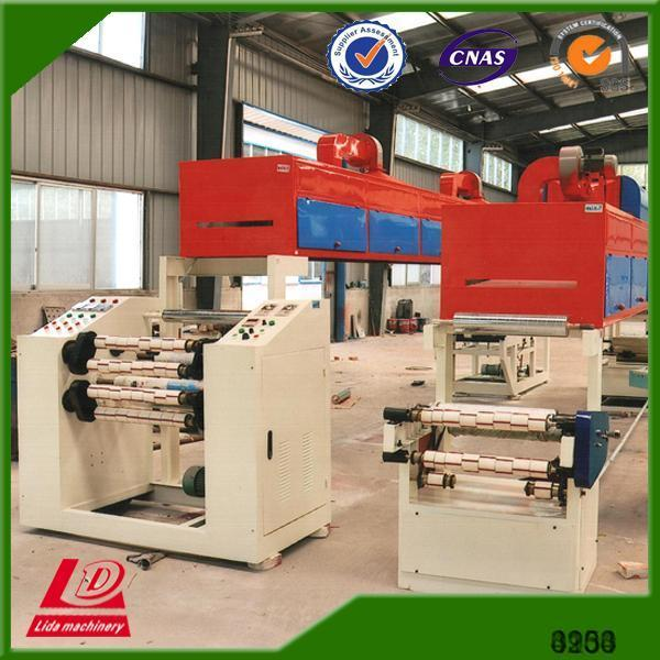 full automatic easy matainence bopp sealing tape machine