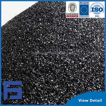 Hot New Imports Black Silicon Carbide From China with Free Sample