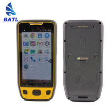 Factory direct wholesale BATL 1D/2D barcode 4700 mah military ip65 Android 2d Handheld