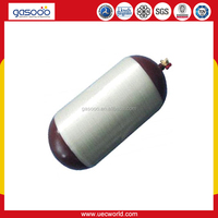 ISO11439 57L CNG Cylinder Type 2 For Sale