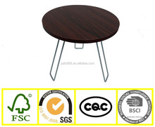 New design coffee table wooden folding table side tables
