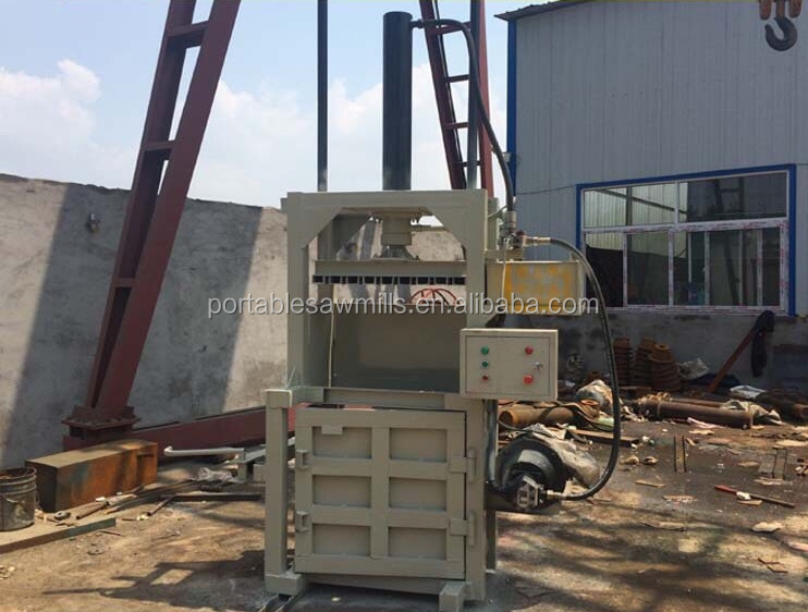 professional automatic wood wool baler for sale