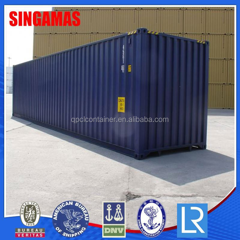 Nice Quality 40ft New Shipping Container Manufacturer