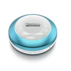 YOOBAO portable wireless music Bluetooth SpeakerYBL 201 Blue