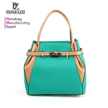 4011-2018 Wholesale Paparazzi Original design beautiful handtasche bags ladies handbags fashion Guangzhou bag manufacturer