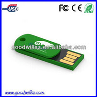 Cheap clip usb flash drive flash memory disk with logo design 4gb-64gb